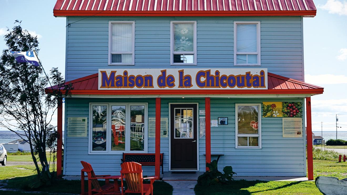 8. Maison de la Chicoutai