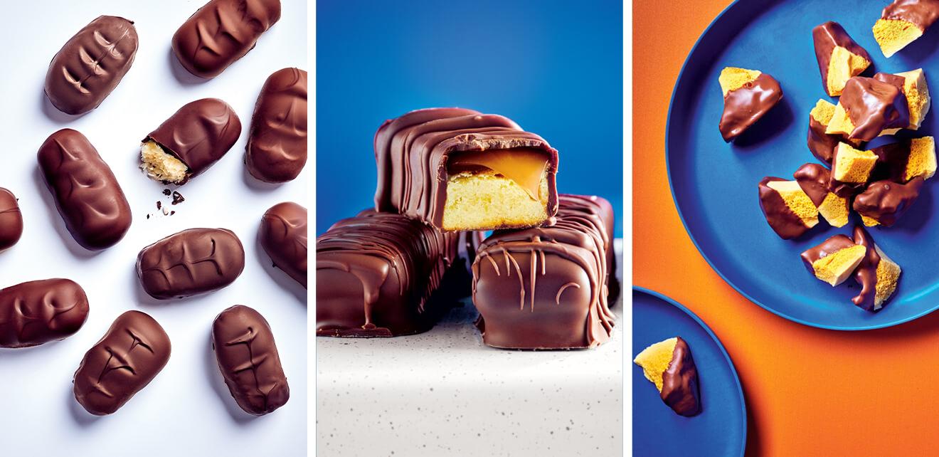 Projets chocolatés