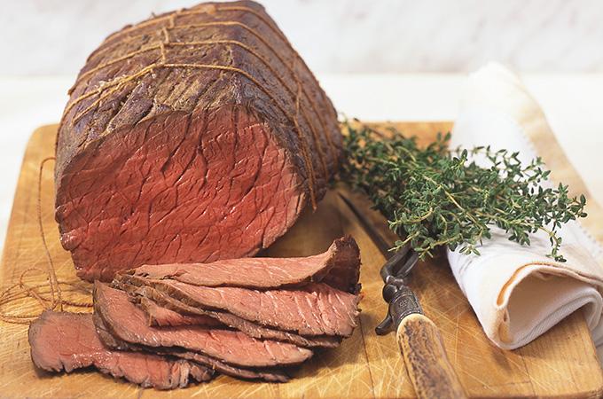 Rôti de bœuf facile et économique