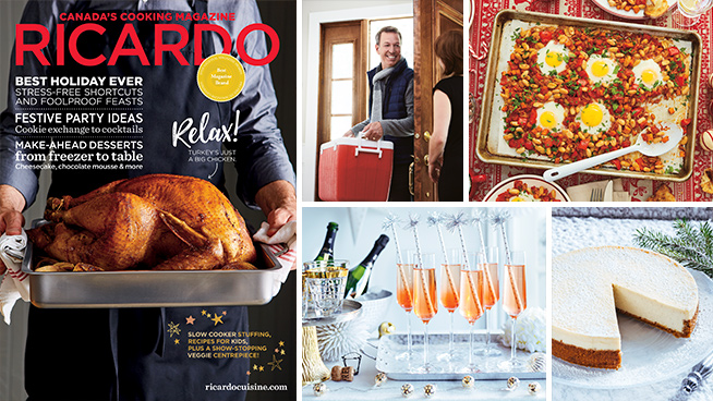 Holiday 2016 in this issue ricardo for Ricardo cuisine