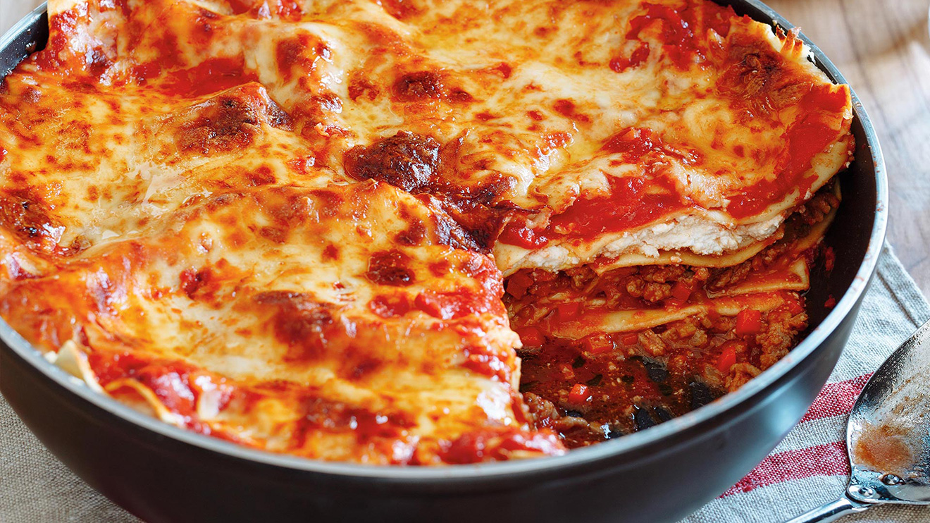 one-pot-lasagna