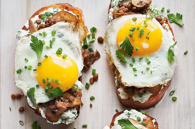 egg-open-faced-sandwiches